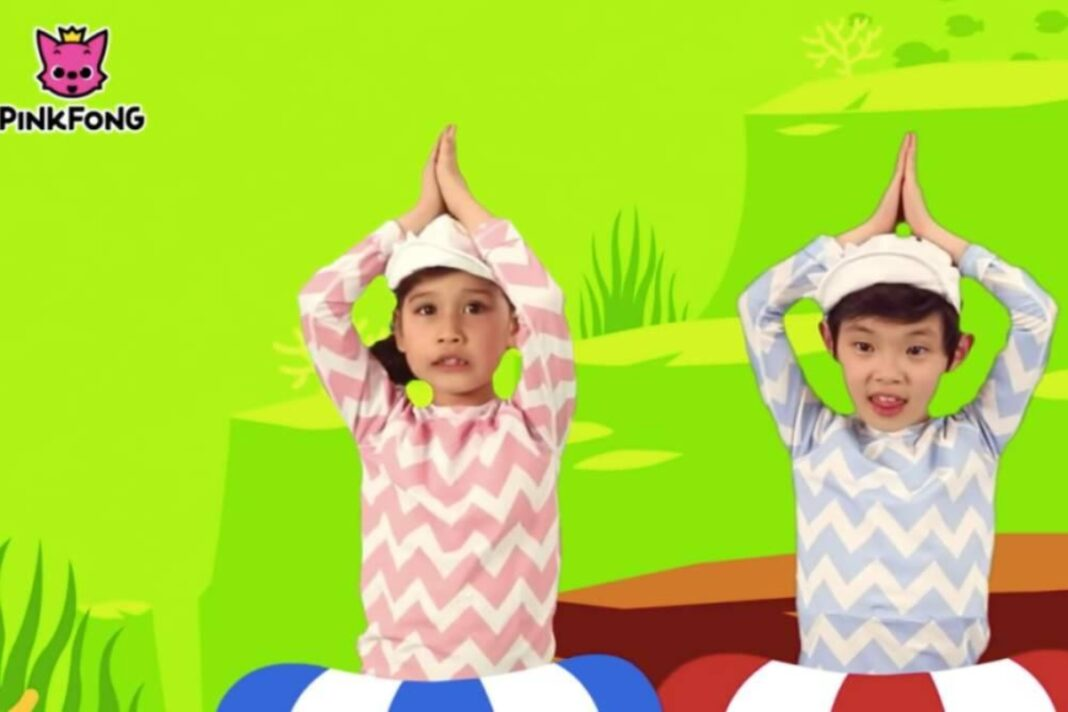 South Korean children's song Baby Shark Dance becomes the ...
