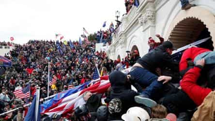 US Violence, Emergency in US capital, Emergency in Washington DC, Joe Biden,