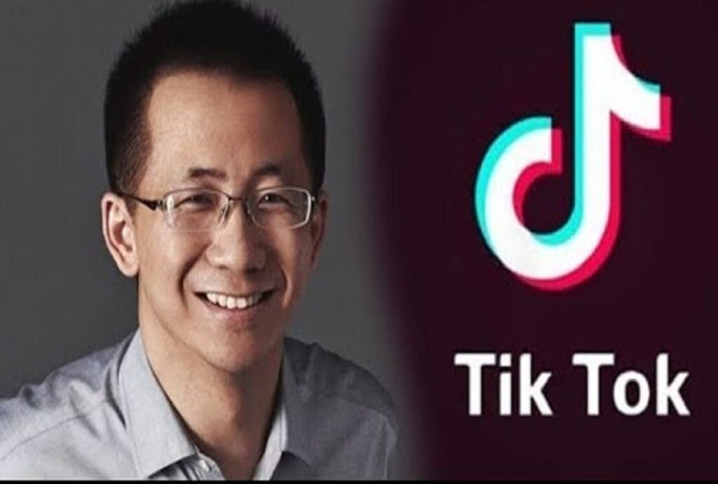 Zhang Yiming TikTok-Owner ByteDance Founder to Step Down as CEO - DNP INDIA